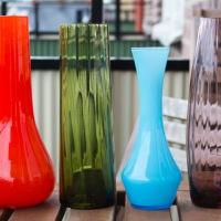 Mina vaser från Elme & Ryds glasbruk