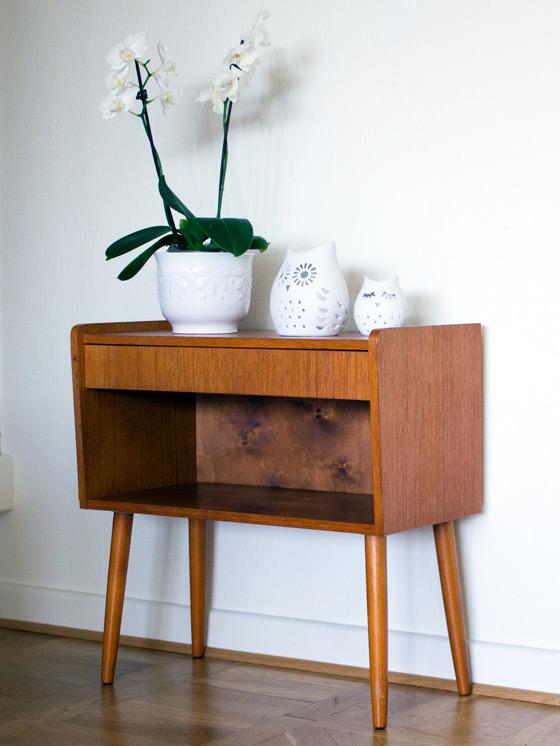 Den lilla möbeln
