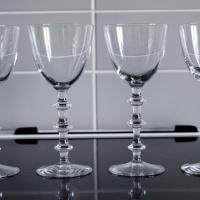 Ståtliga glas av Gerda Strömberg
