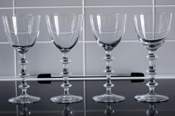 Glas från Strömbergshyttan