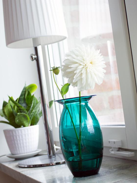 Den gröna vasen